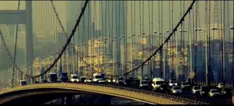 [Foto: Bosporus-Brücke]