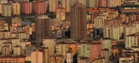 [Foto: Hochhäuser in Istanbul]