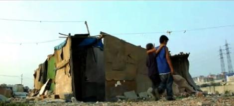 [Foto: Slum in Istanbul]